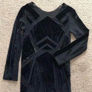 New Kendall+Kylie sexy black dress size XS